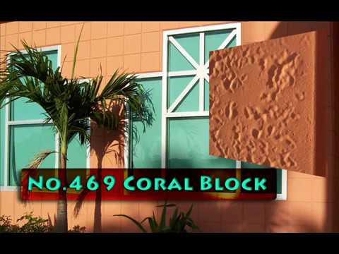Greenstreak Architectural Concrete Form Liner Slideshow.wmv - YouTube