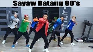 Sayaw Batang 90's Lakas makahingal hehe Dying Inside - Universal Mo...