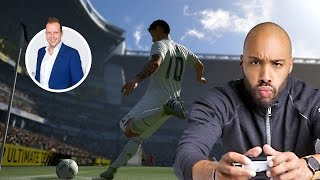 ANKÜNDIGUNG: DAS GROSSE FIFA 17 EUROPATURNIER MIT WOLFF FUSS