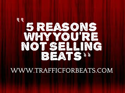 How To Sell Beats -  5 Music Producer Mistakes