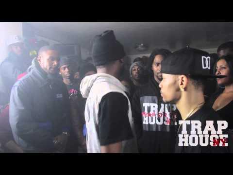 Interstate Flamez vs Yaboy Clip | TrapHouse NY