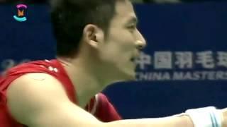 ♛ Amazing Badminton Rally  【68 Shots】LEE Yong Dae / JUNG Jae Sung vs FU Haifeng / CAI Yun