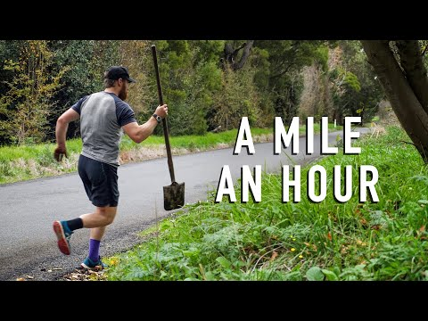[A Mile an Hour - Running a different kind of marathon]