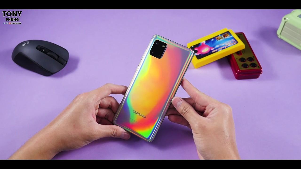 """Samsung Galaxy Note 10 Lite - Chiếc """"Note"""" xịn xò giá tốt đây rồi!"""