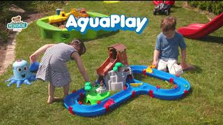 Set vodní dráha Mountain Lake AquaPlay