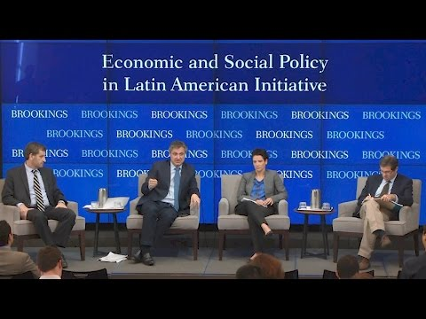 New Global And Regional Trends: Political And Economic Implications For Latin America