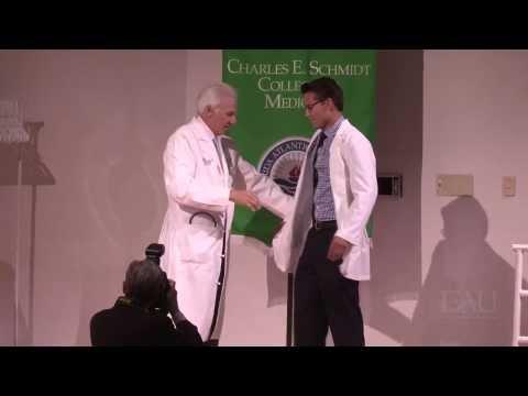 FAU Charles E. Schmidt College of Medicine 2013 White Coat Ceremony