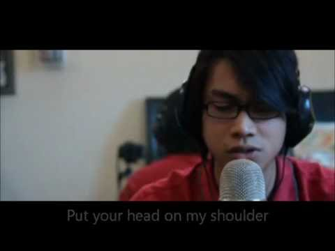 Firhaein - Put Your Head On My Shoulder (Paul Anka Cover)