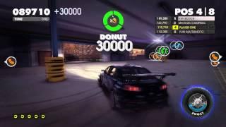 DiRT Showdown Trick Rush - PC Gameplay - Max Settings - 1080P