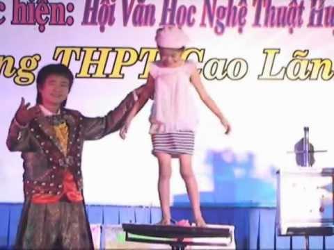 Ao Thuat Gia Thanh Tam 2013