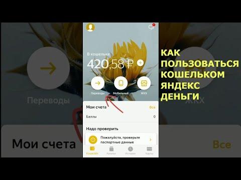 Яндекс деньги: как пользоваться приложением ЮMoney