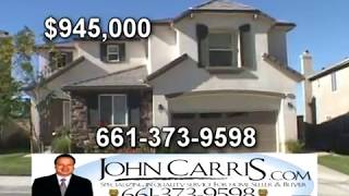 Real estate Sample for John Carris