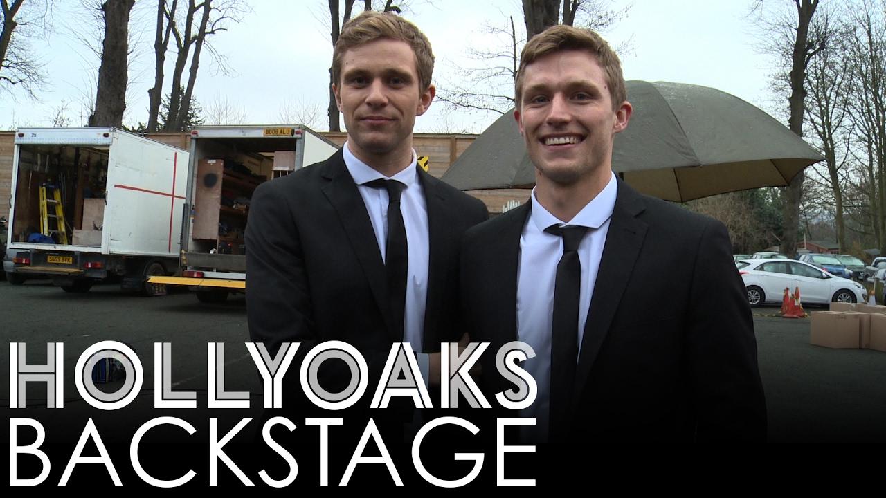 Hollyoaks Backstage: Goodbye Nathan Nightingale
