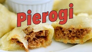 Pierogi: Eating Polish Perogies In Warsaw, Poland