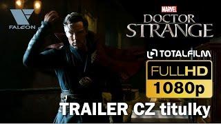 Doctor Strange (2016) Comic Con CZ titulky TRL