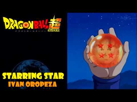 Starring Star (Dragon Ball Super ending 2) version full latina by Ivan Oropeza