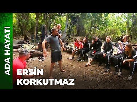 Ersin Korkut'tan Taklitler | Survivor Ünlüler Gönüllüler
