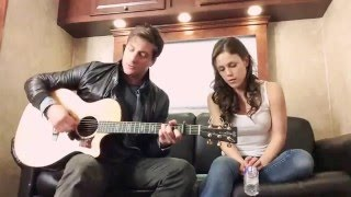 """When The Stars Go Blue"" cover by Daniel Lissing & Erin Krakow"