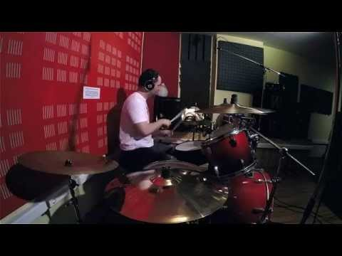 Dark Tranquillity - Focus Shift Drum cover