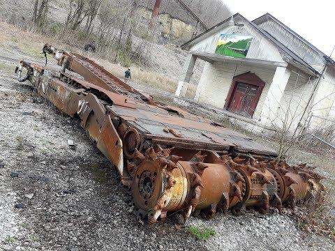Exploring The Idled Pathfork Prep Plant & RB #11 Mine