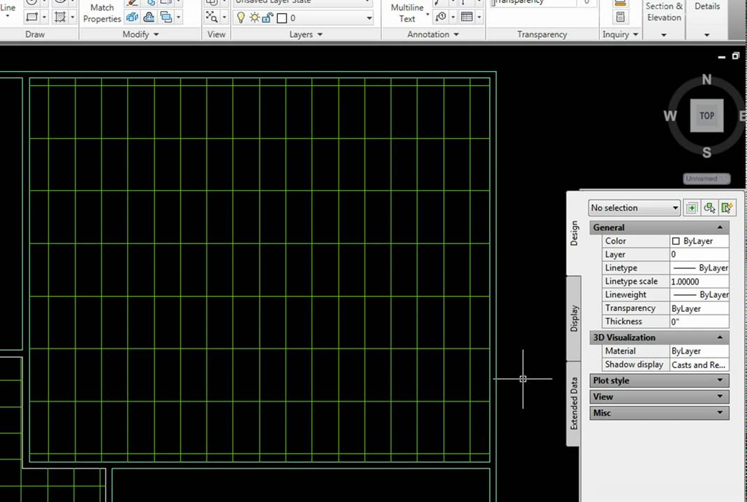 AutoCAD Architecture 2011  Ceiling Grids Modifying  YouTube