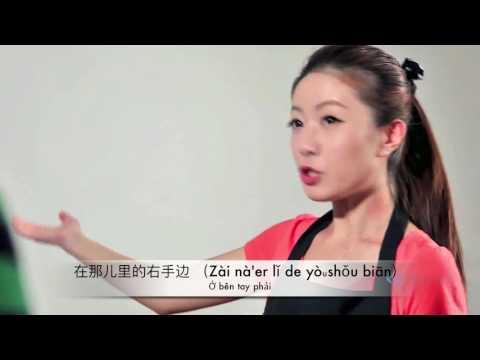 Tiếng Hoa Không Khó- Bài 3: Đi ăn nhà hàng