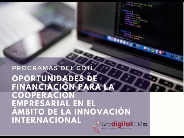 Financiación para la cooperación empresarial en el ámbito de la innovación internacional