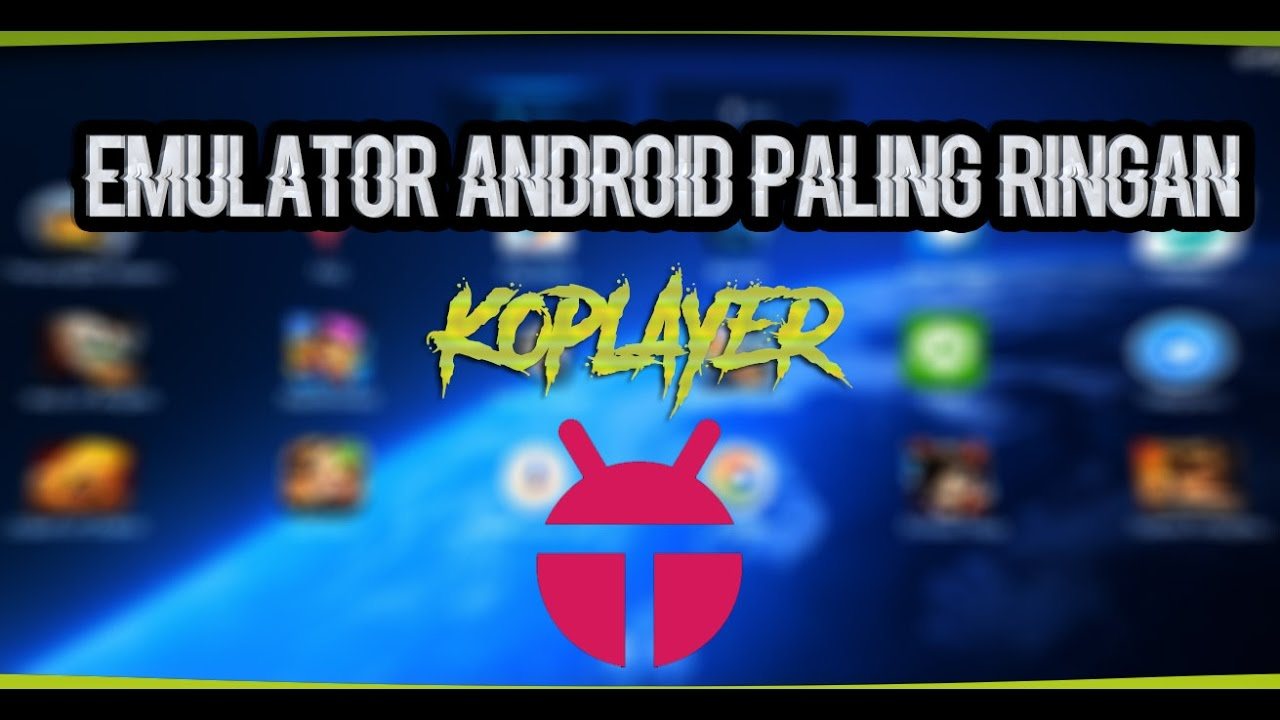 emulator mobile legend pc ringan
