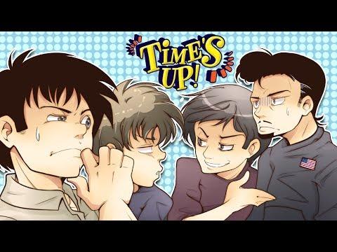 Giochi da Tavolo - EP9 Time's Up! (le peggio litigate)
