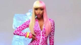 "Nicki Minaj ""Super Bass"" Official Music Video Inspired Makeup Tutorial"