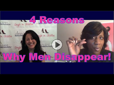 Why women disappear online dating