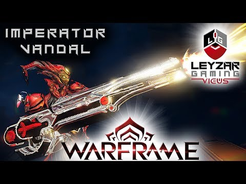 Imperator Vandal Build 2019 (Guide) - The True Minigun (Warframe Gameplay) thumbnail