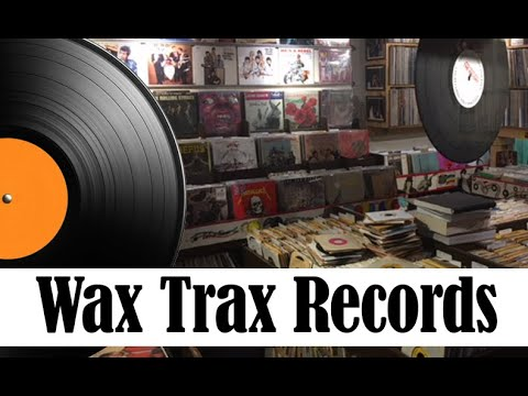 The Vinyl Guide - Wax Trax Records, Las Vegas, Nevada