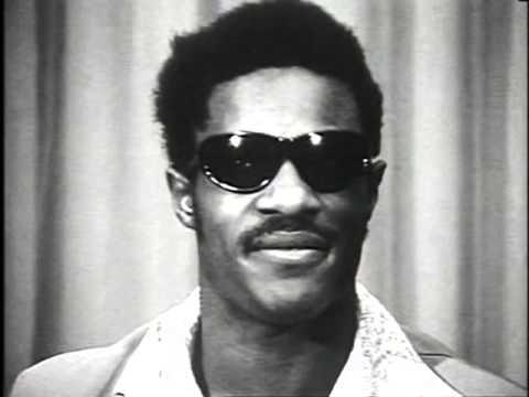 Stevie Wonder -1970 interview
