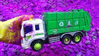 Search for cars in the spooky rock lake D74T - toys for kids thumbnail