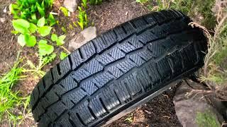 INFOSHINA: Обзор зимних шин Michelin Agilis Alpin от интернет-магазина Инфошина