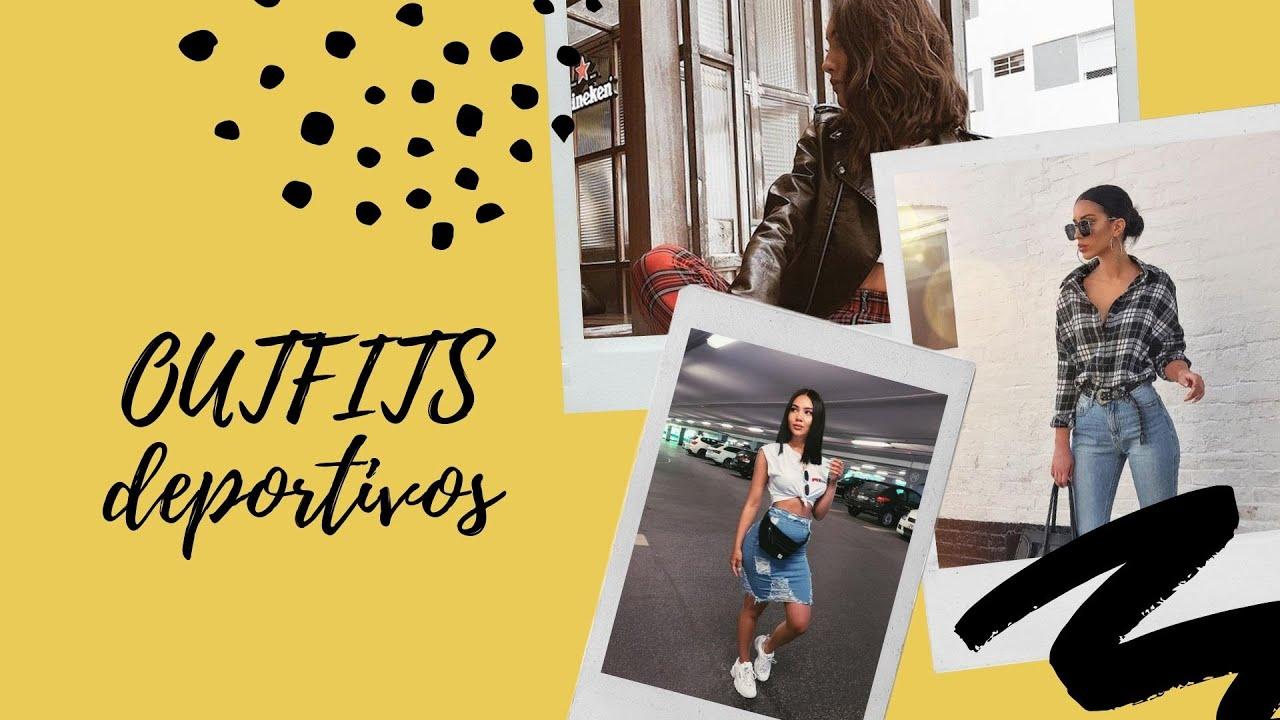 [VIDEO] - OUTFITS deportivos + ZAPATILLAS de moda ? Sneakers Tenis Casual 2019 Adidas, Nike, Puma, Converse 1
