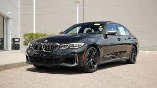 2020 BMW M340i Review - Start Up, Revs, Walk Around and Test Drive