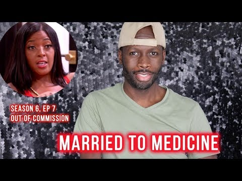 Married To Medicine | Season 6, Ep 7 | Out of Commission