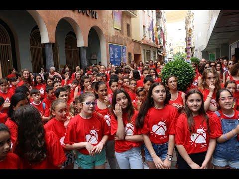 Despiden con un flashmod la Semana del Donante