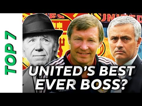 Fergie, Busby or Mourinho? The best Manchester United managers by win-rate