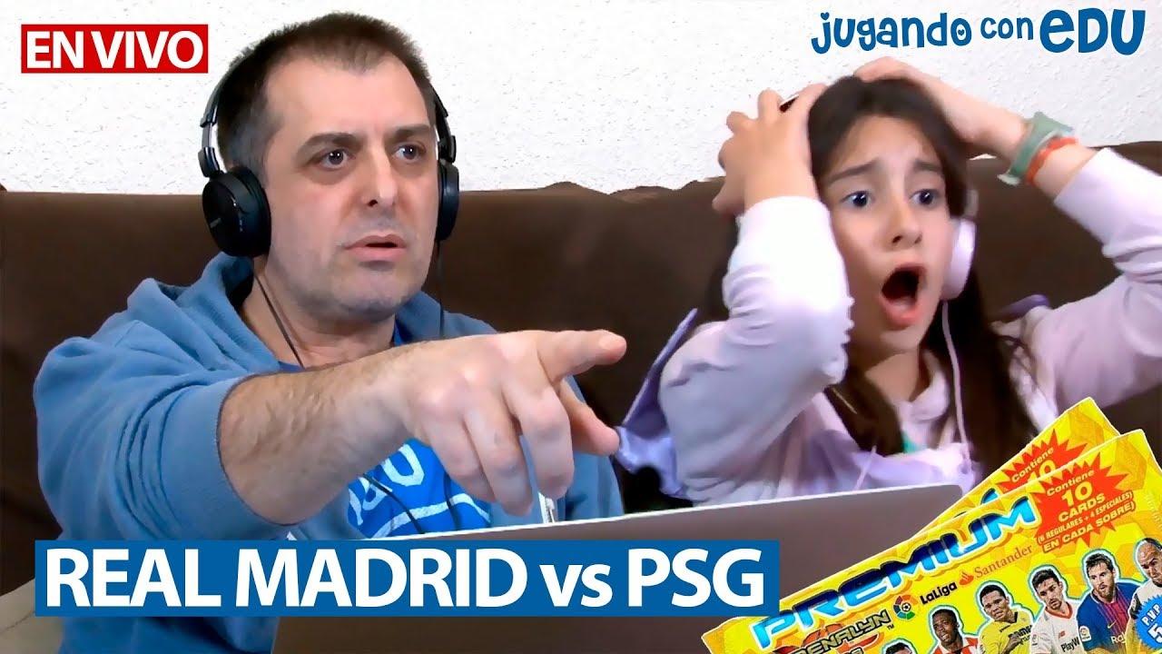 Image Result For En Vivo Psg Vs Real Madrid En Vivo Watch