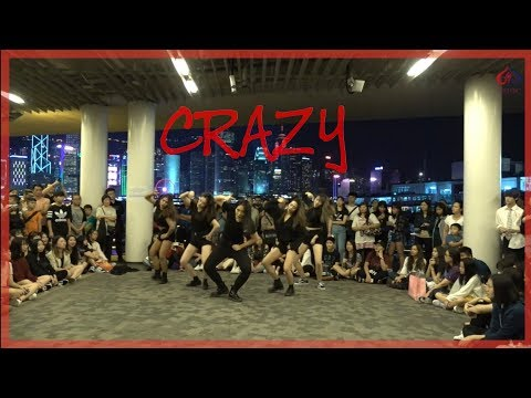 [KPOP IN PUBLIC CHALLENGE]  4MINUTE (포미닛)- 미쳐(Crazy) | Asp3c | Dance Cover