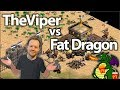 All In Aggression! TheViper vs THE FAT DRAGON!