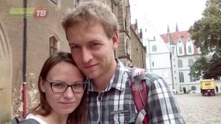 Русско-Немецкая пара в Кировске
