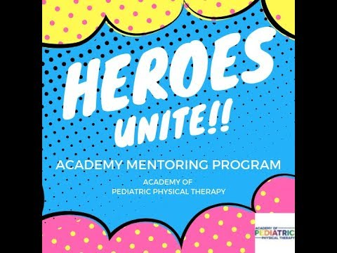 Academy Mentoring Program | Academy of Pediatric Physical Therapy