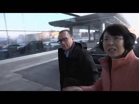 مبعوث الأمم المتحدة يختتم زيارة استثنائية إلى بيونغ يانغ  - 10:22-2017 / 12 / 9