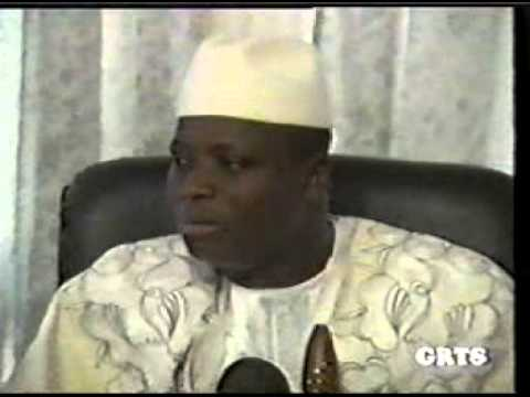 President Jammeh's Interview with Nenneh Mcdual Gaye_Part 2.mpg