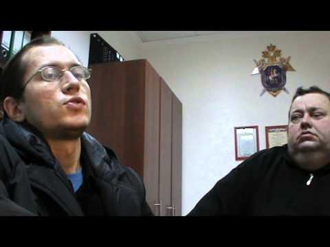 Допрос убийцы из Кореновска