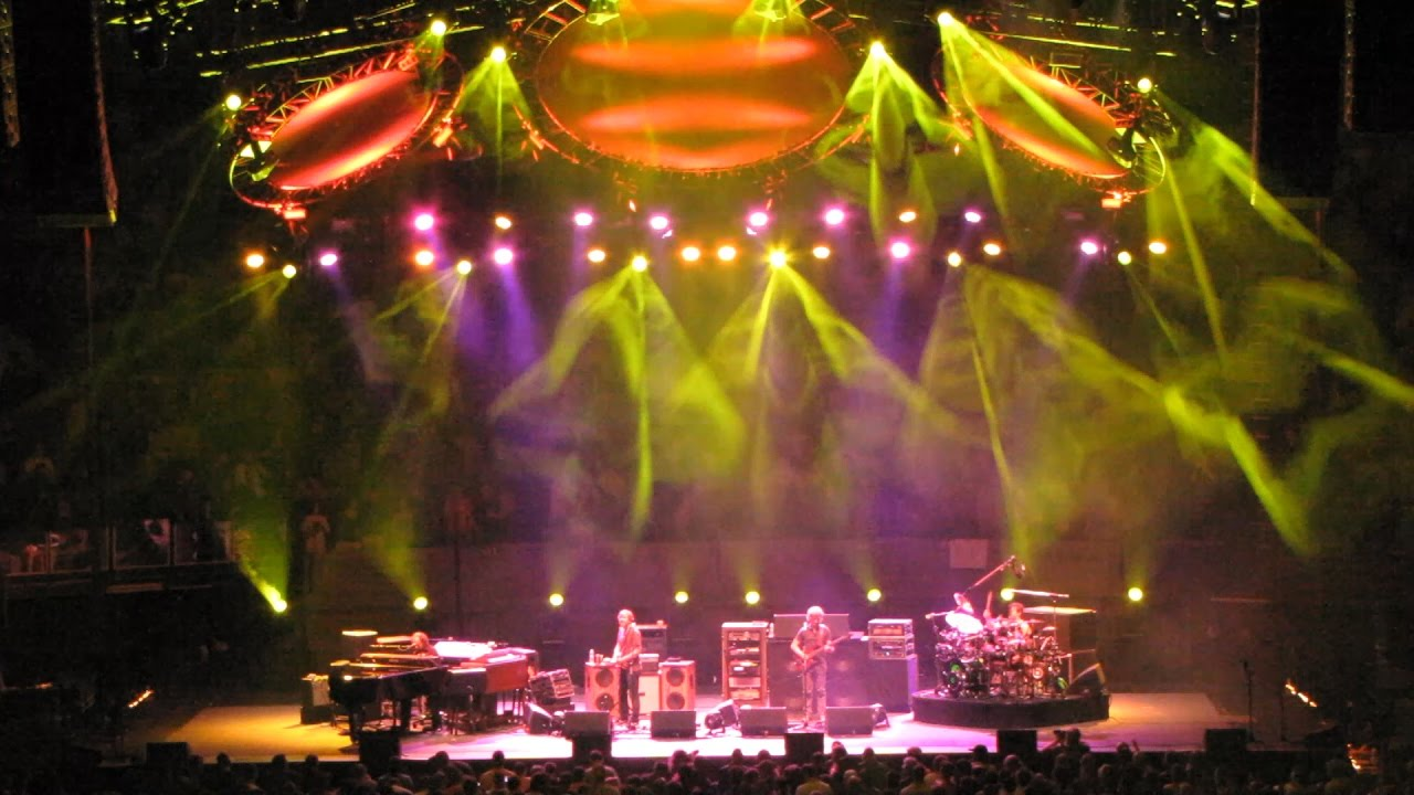 Image result for phish 2009 msg